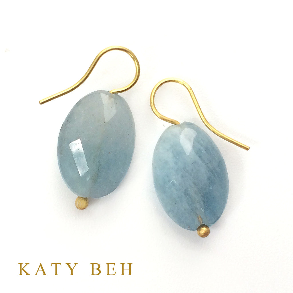Kathleen Earrings - Katy Beh Jewelry