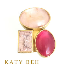 Gail Ring - Katy Beh Jewelry - 7