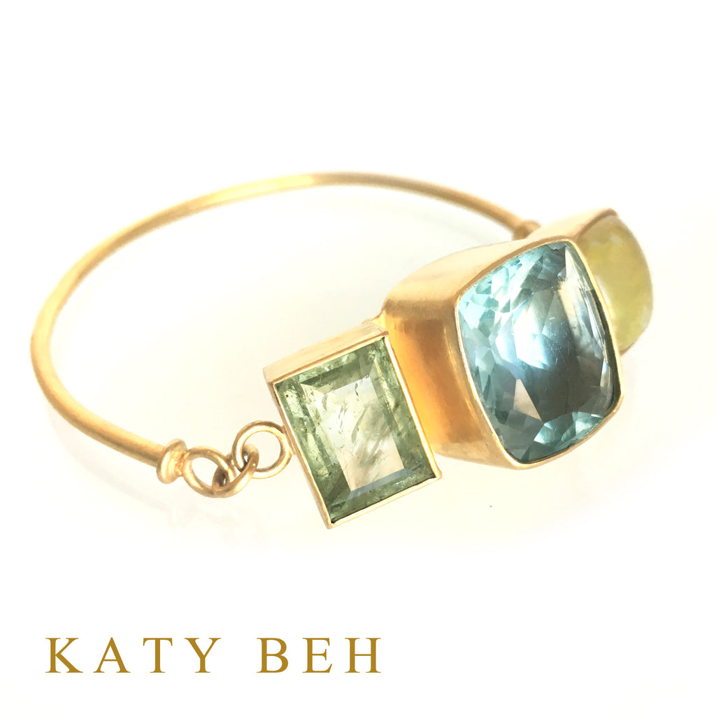 Michelle Bracelet - Katy Beh Jewelry - 3