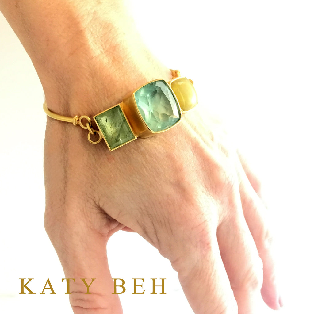 Michelle Bracelet - Katy Beh Jewelry - 14