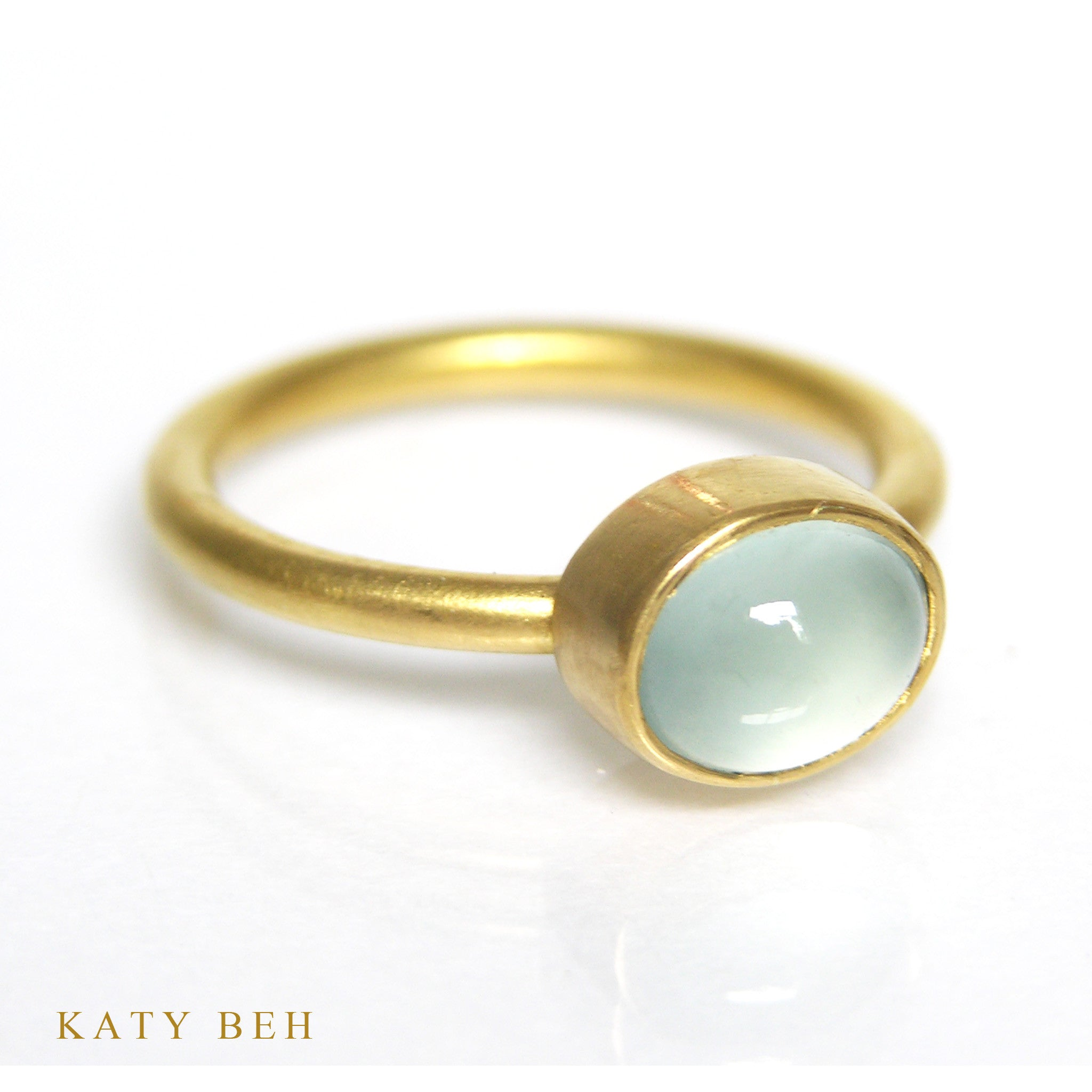 aquamarine ring durbin rings shine shop shaya cabochon