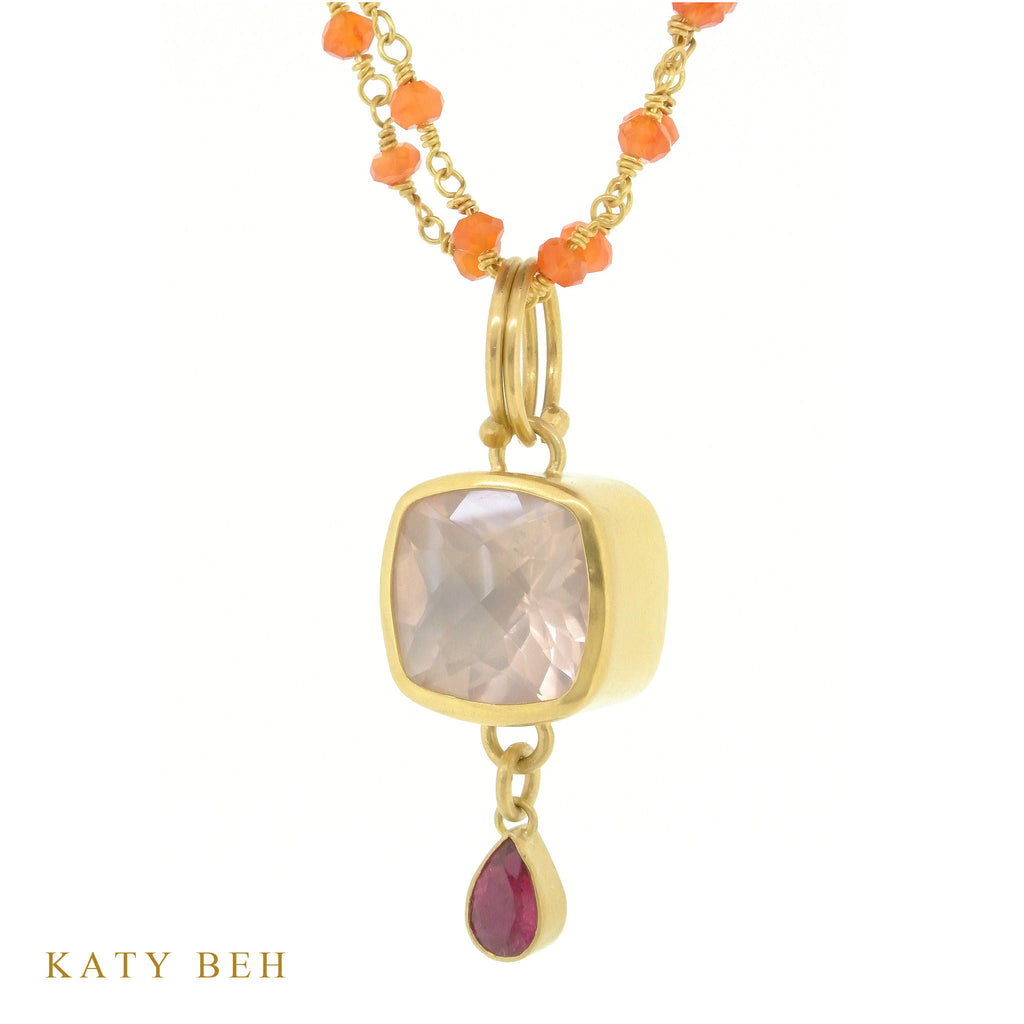 Miriam Necklace - Katy Beh Jewelry