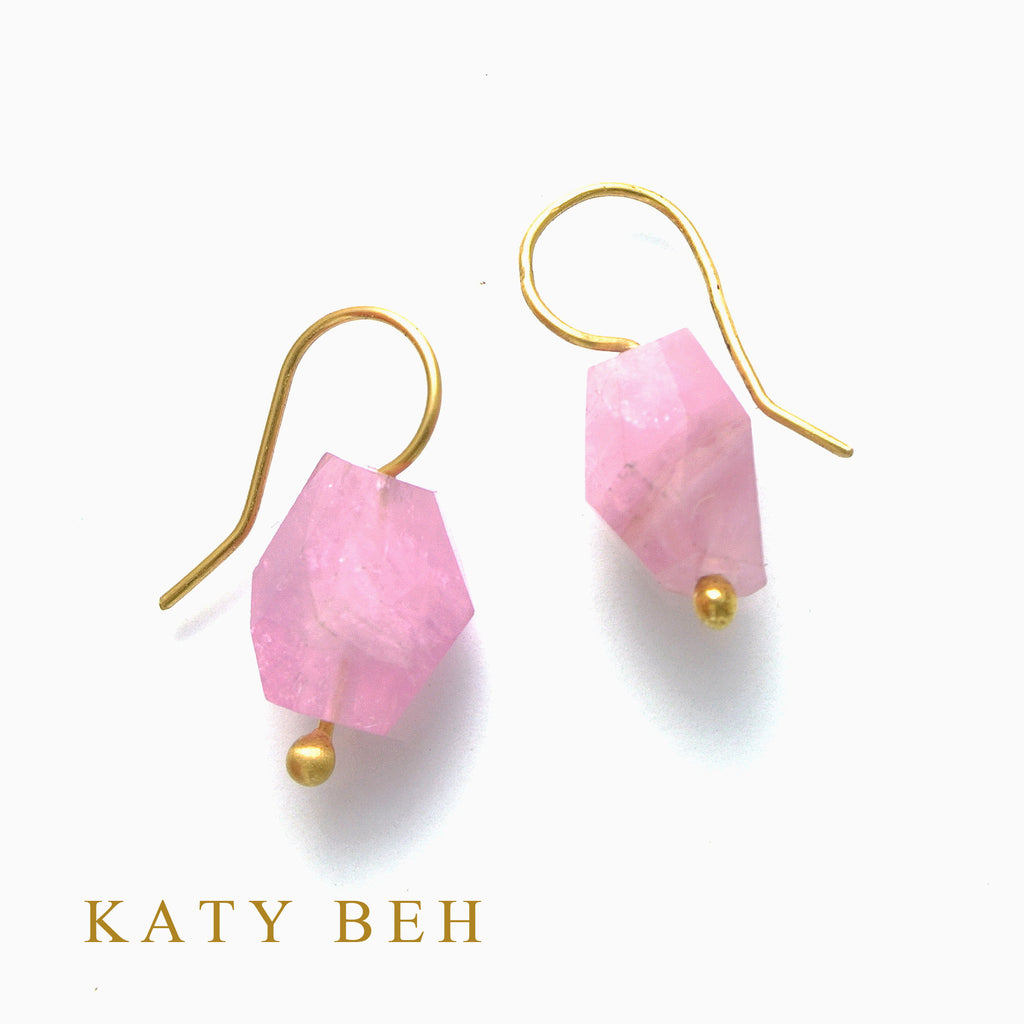 Erika Earrings - Katy Beh Jewelry