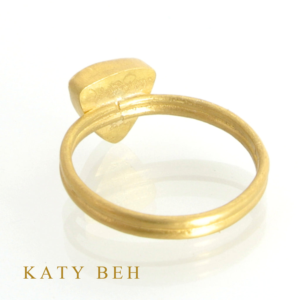 Rings - Katy Beh 22k Gold Handmade Jewelry New Orleans
