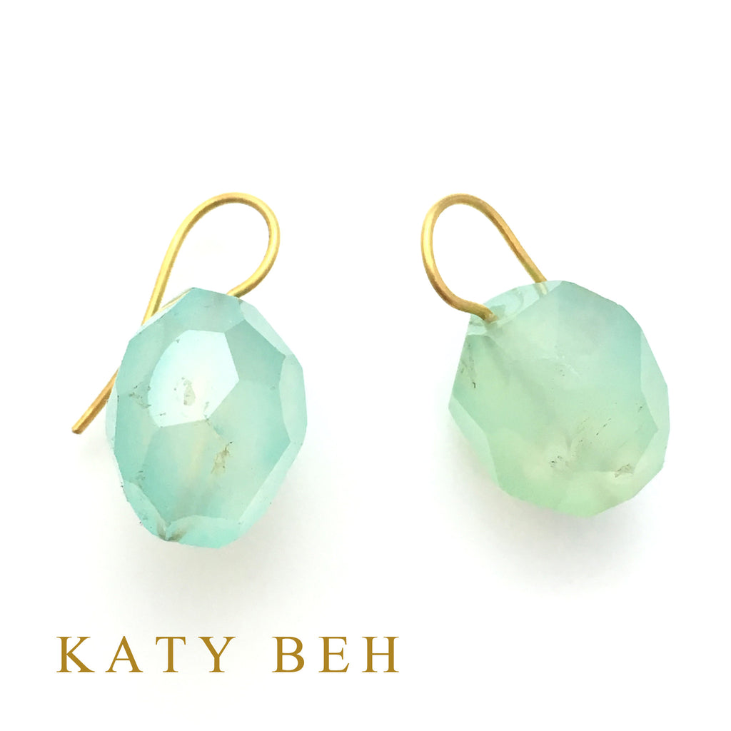Chloe Earrings - Katy Beh Jewelry