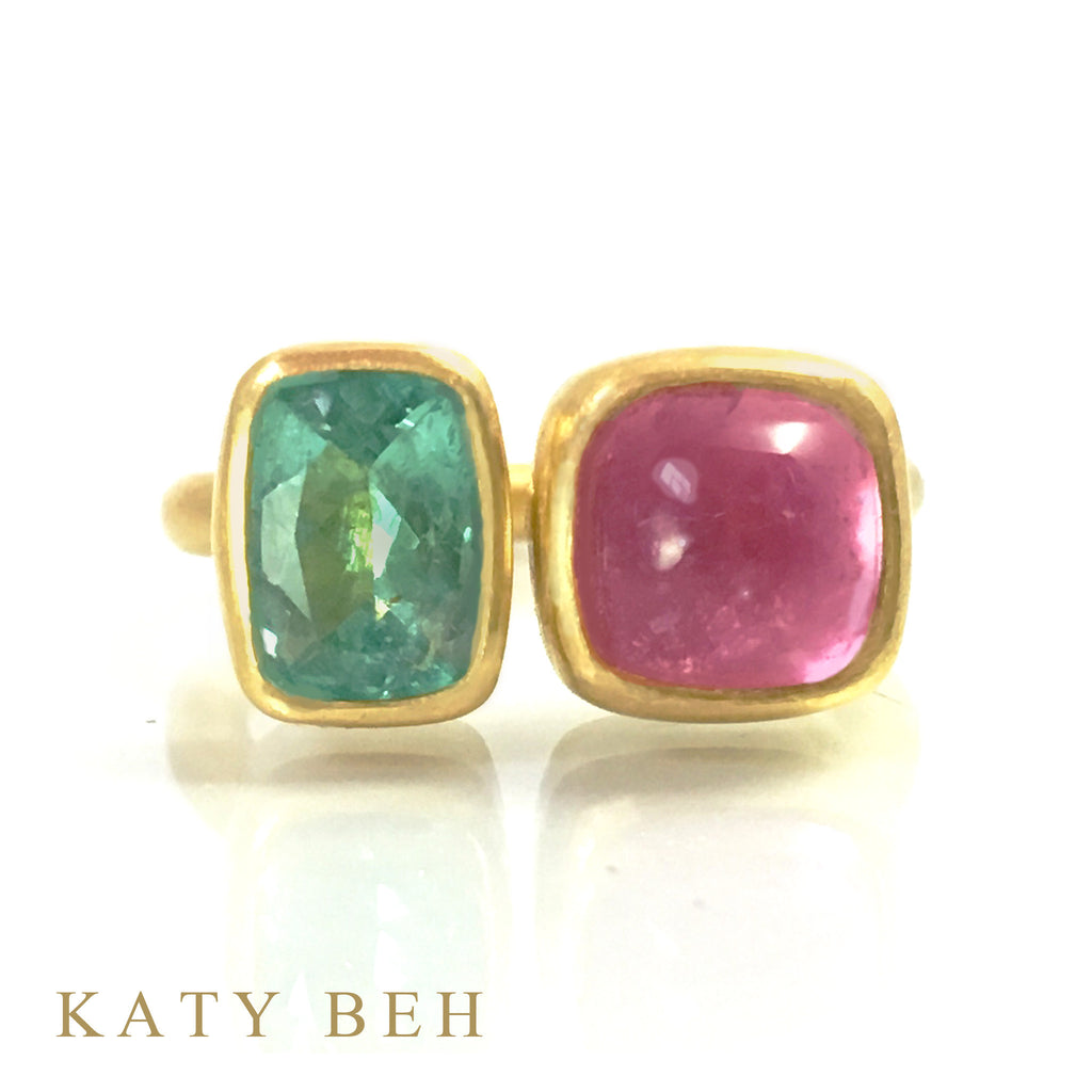Amy Ring - Katy Beh Jewelry - 4