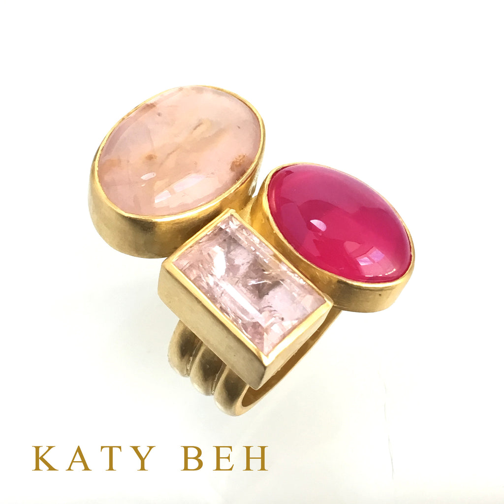 Gail Ring - Katy Beh Jewelry - 5