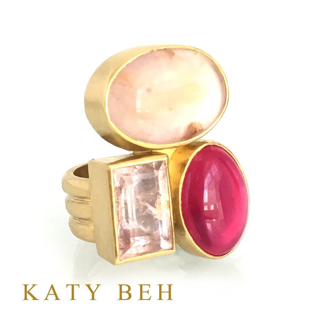 Gail Ring - Katy Beh Jewelry - 1