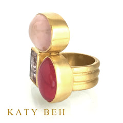 Gail Ring - Katy Beh Jewelry - 2