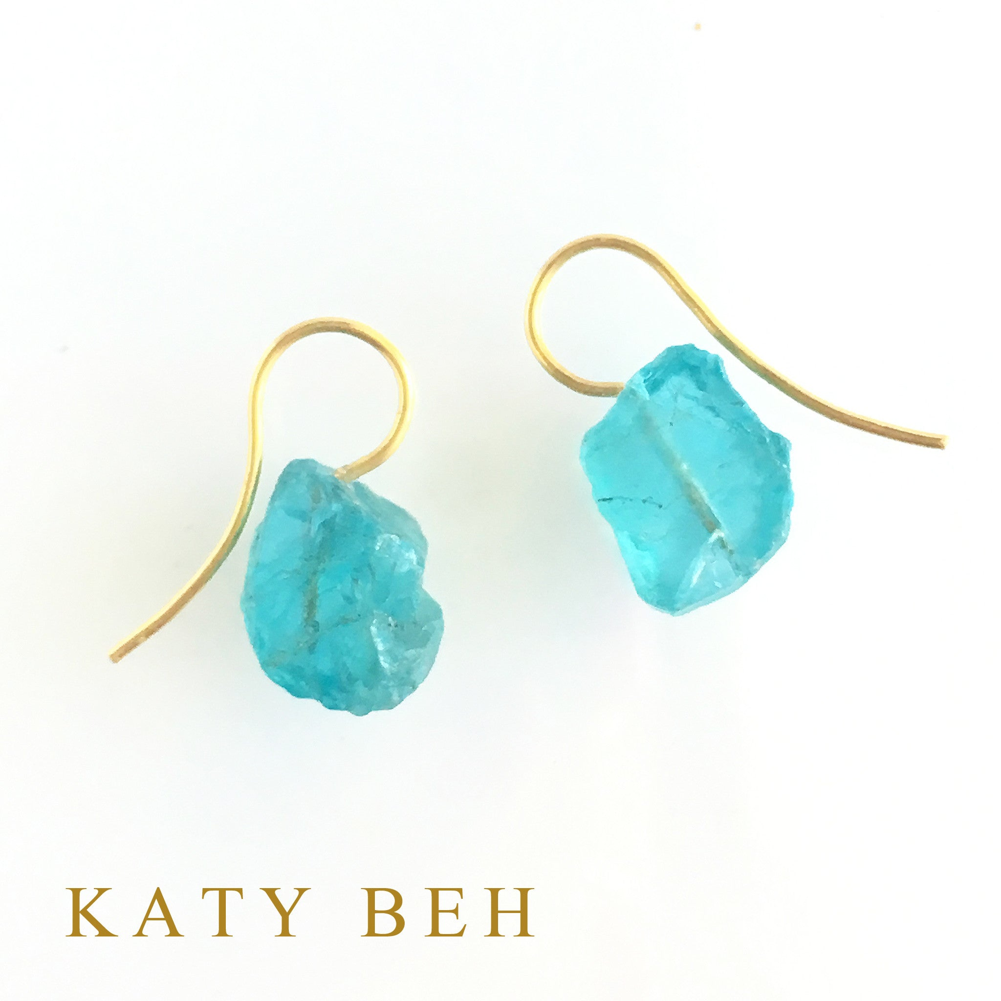 Annie Earrings - Katy Beh Jewelry