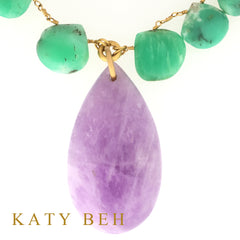 Lexie Necklace - Katy Beh Jewelry - 8
