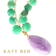 Lexie Necklace - Katy Beh Jewelry - 5