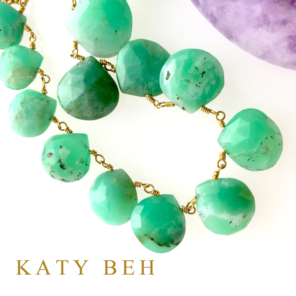 Lexie Necklace - Katy Beh Jewelry - 3
