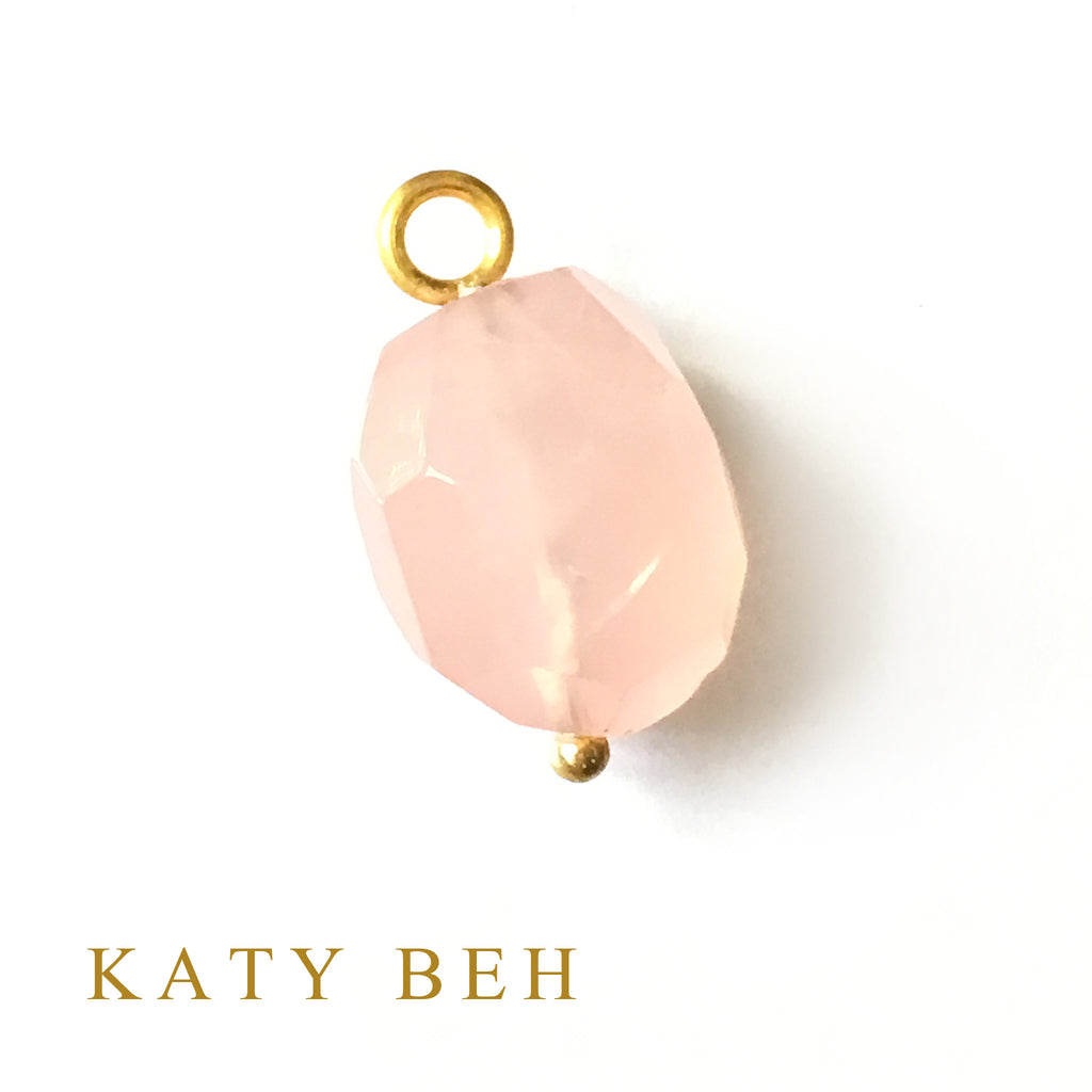 Ross Rose Quartz Pendant