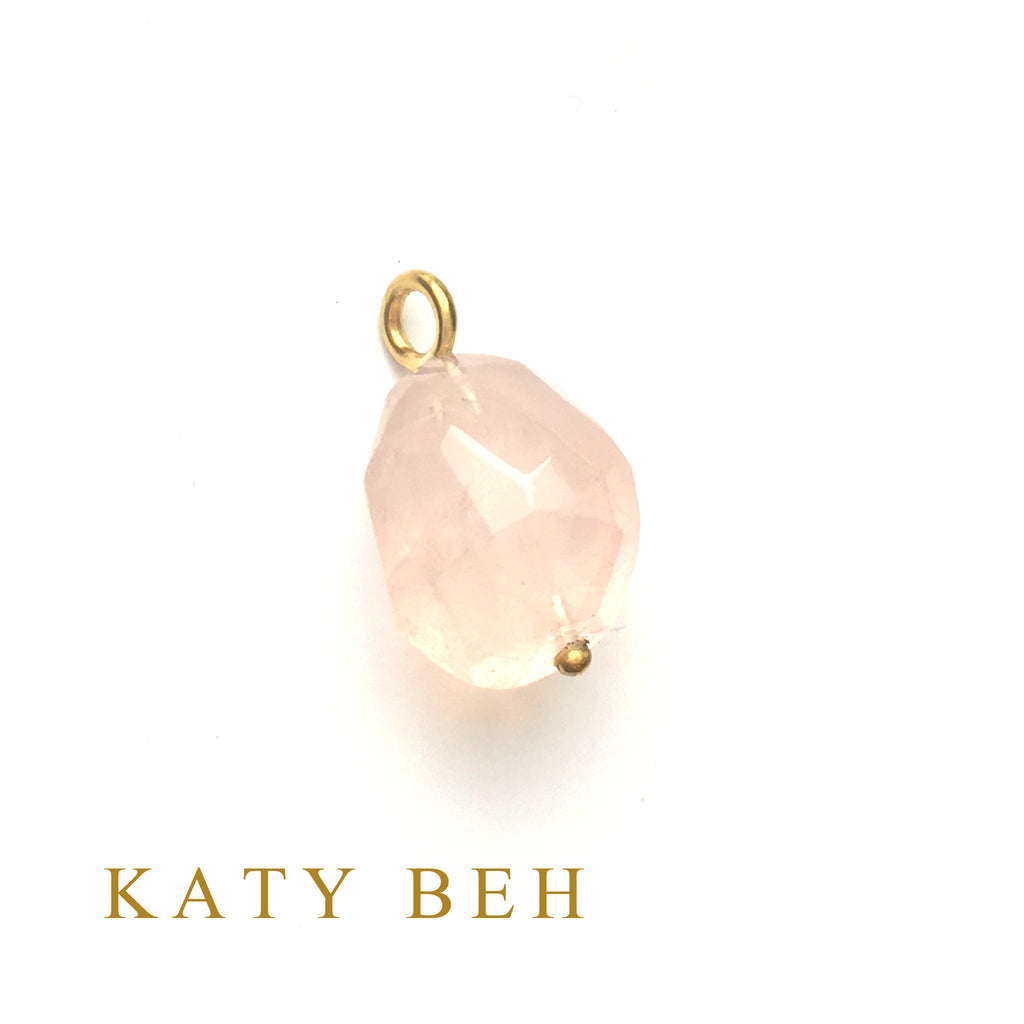 Rosie Rose Quartz Pendant