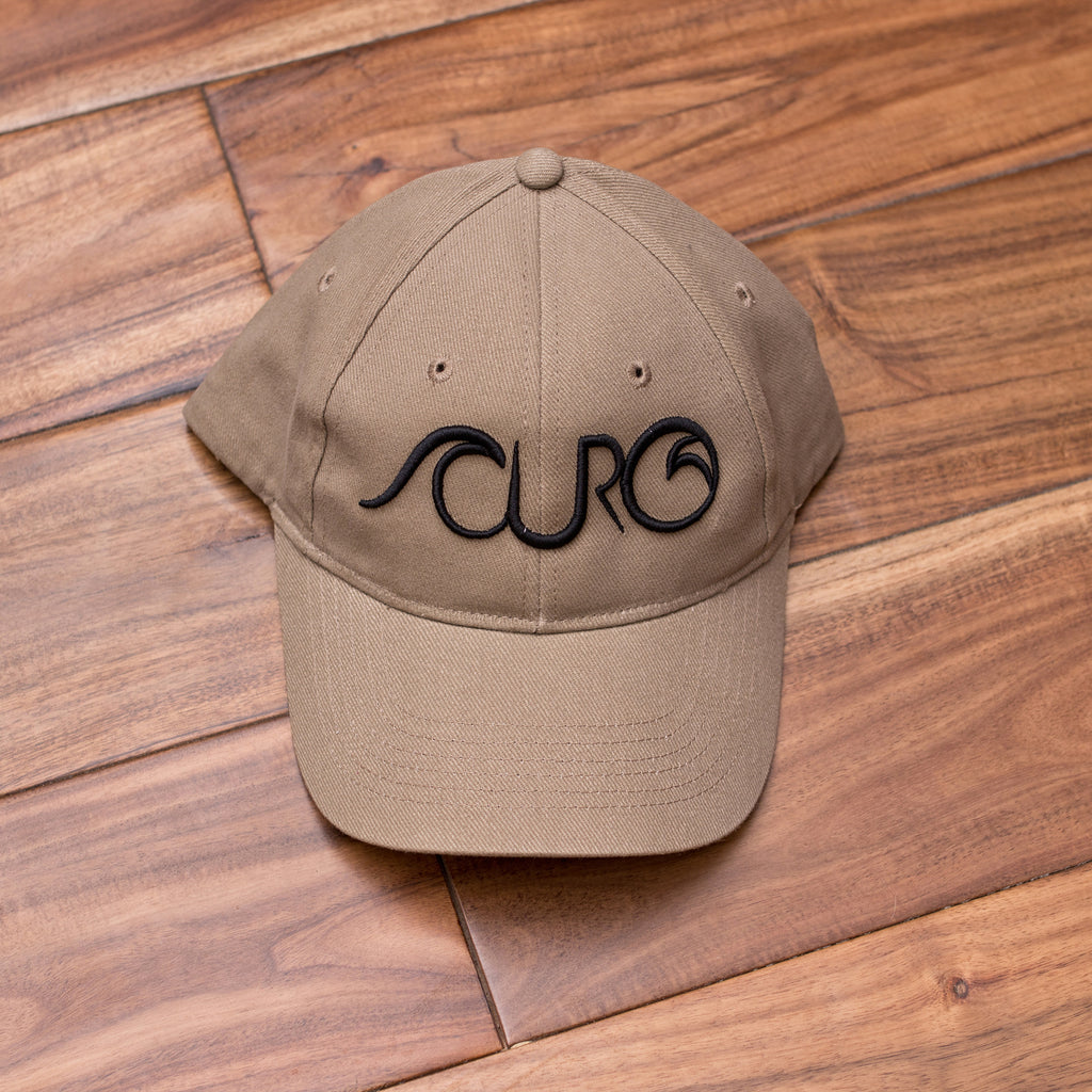 CURO Curve Ballcap With Black CURO®
