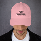Lord Over Cancer Cap