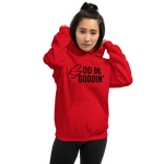 God Be Goddin' Hoodie — Fire 🔥 Red Edition
