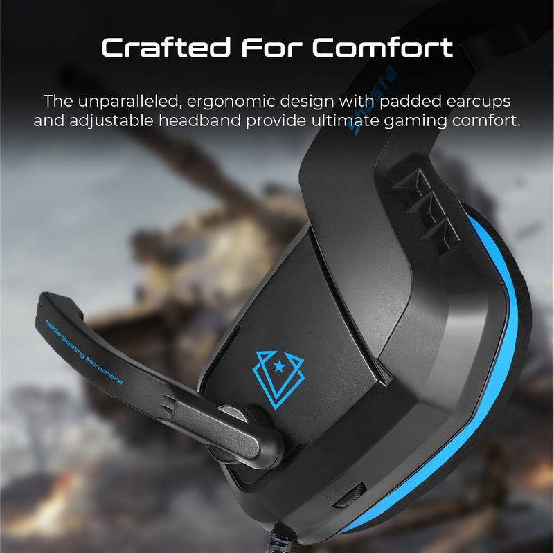 Vertux Shasta Gaming Headset