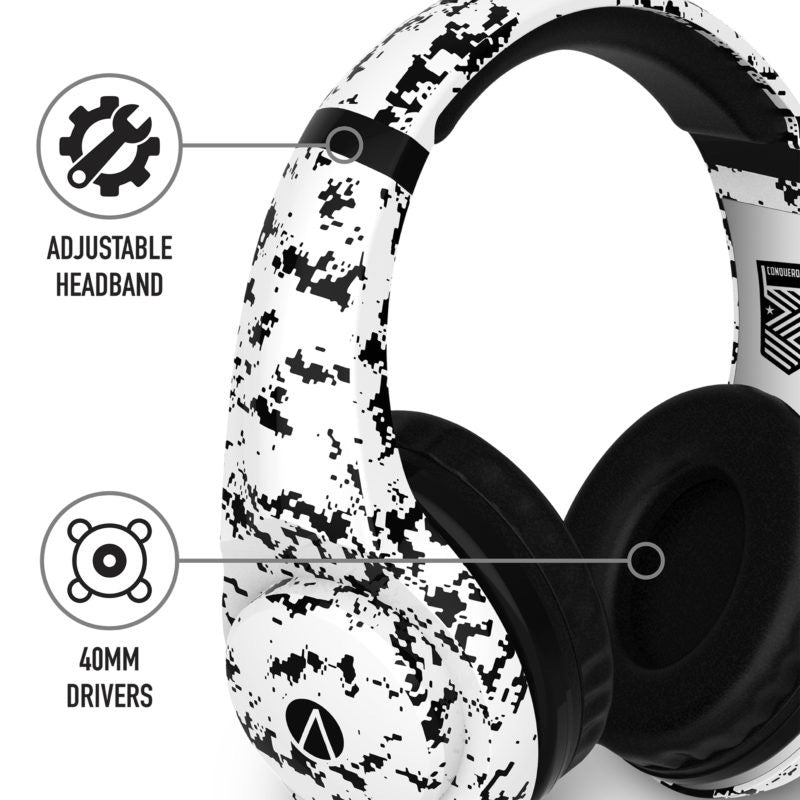 Stealth CONQUEROR STEREO GAMING HEADSET
