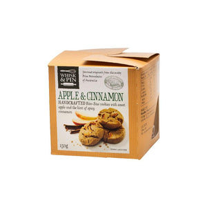 Apple & Cinnamon Bite Size Cookies 150g – Whisk & Pin