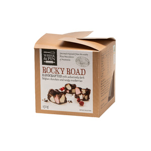 Handcrafted Rocky Road Bite Size 150g – Whisk & Pin