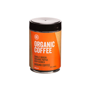 Organic Coffee Grounds Fairtrade 250g - Griffiths Bros