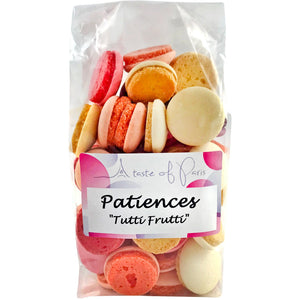 A Taste Of Paris - Patiences Tutti Frutti 150g