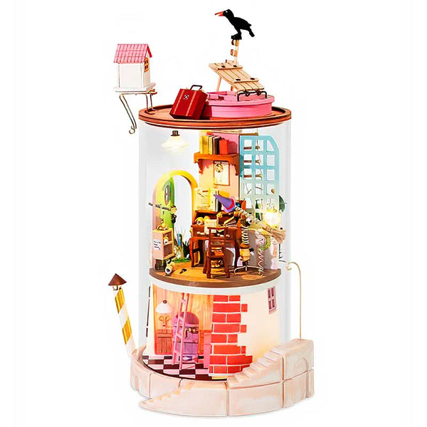 Domo de Cristal Secluded Neighbour ROBOTIME - Playmore Toys
