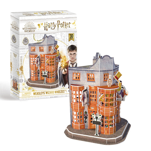 PREVENTA Weasleys' Wizard Wheezes™ - Harry Potter - Playmore Toys