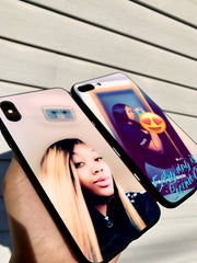 Custom iPhone Case 📸💞 - CASES THAT SLAY 🤍💍💸