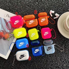 Colorful N - AirPod Case 🙌🏼👻 - CASES THAT SLAY 🤍💍💸