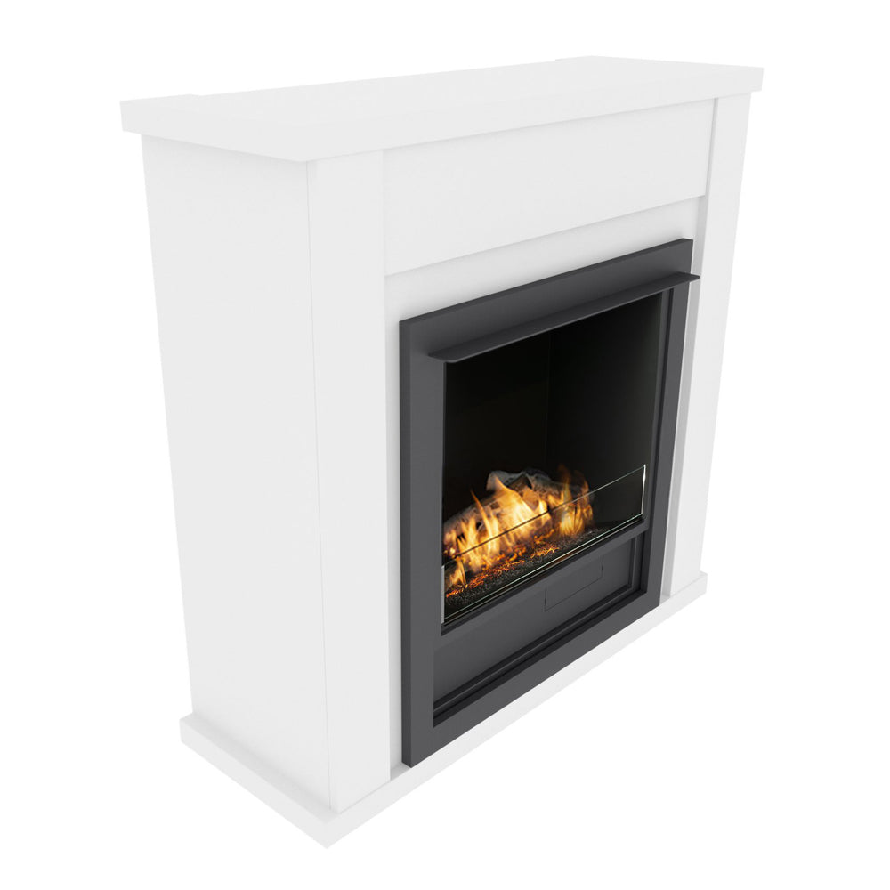 Lincoln Freestanding Ethanol Fireplace - An easy off the shelf solution (4421951160362)