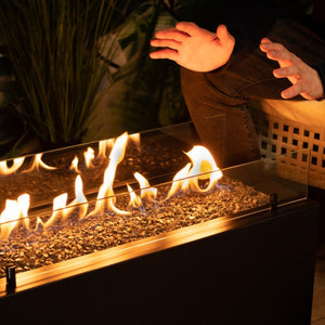 Load image into Gallery viewer, Rio Freestanding Outdoor Garden Fire Pit