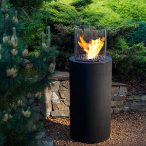 Load image into Gallery viewer, TOTEM a modern design portable fireplace (4422692306986)