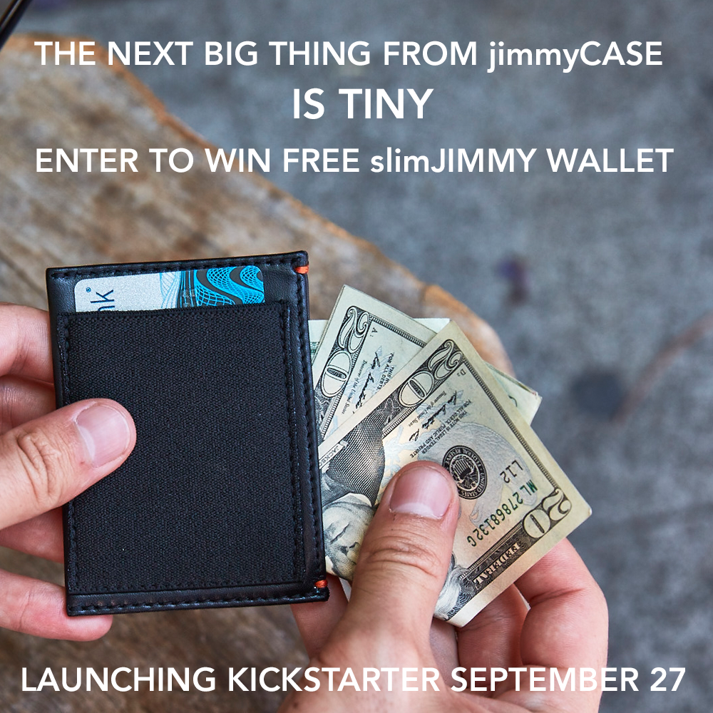 slimJIMMY WALLET