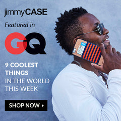 jimmyCASE iPhone 6S Plus GQ Magazine