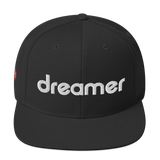Dreamer Snapback Hat - Collector Culture