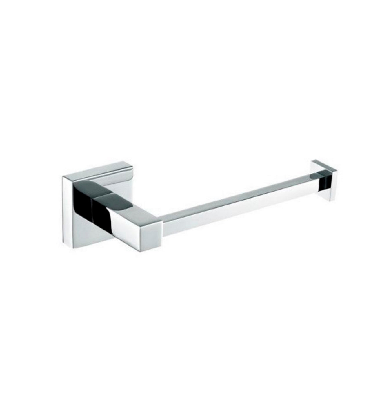 AQUA PIAZZA- Chrome Toilet Paper Holder - Vanity Sale