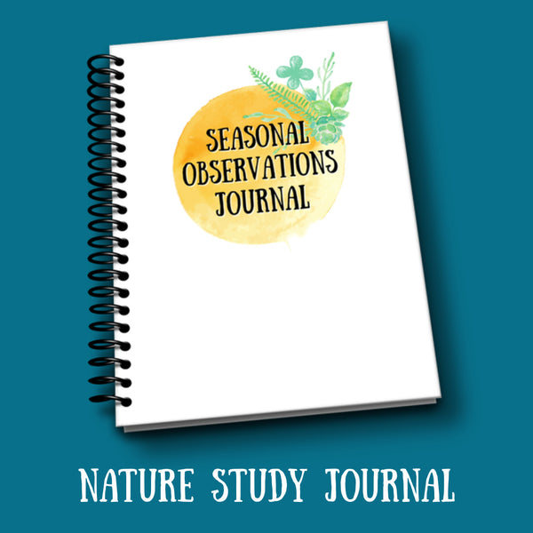 Seasonal Observations Journal