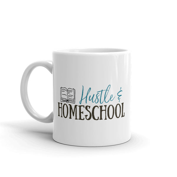 Hustle & Homeschool Mug