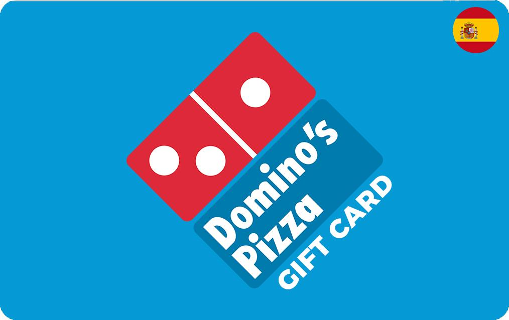 Domino's Gift Card Spain
