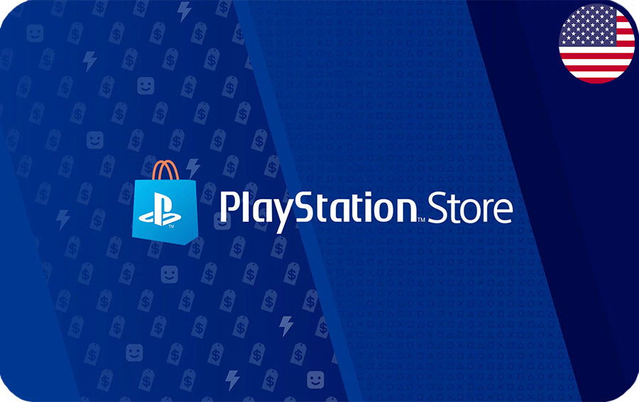 PSN Card USA