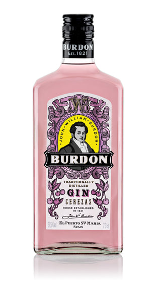 Ginebra Burdon Cereza