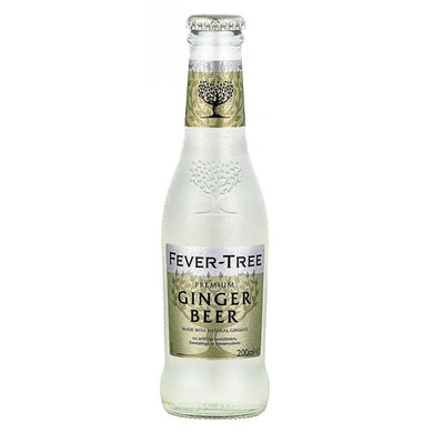 Tónica Fever Tree Ginger Beer - Tuponeselvaso.com