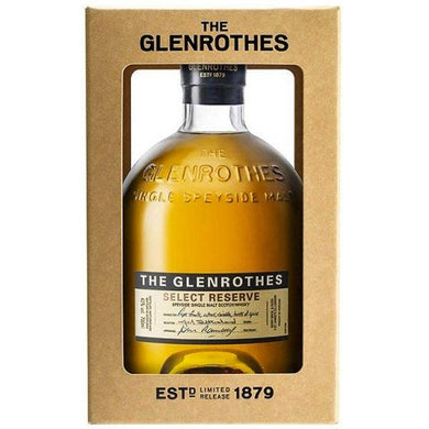 Whisky The Glenrothes Select Reserve Estuchado - Tuponeselvaso.com