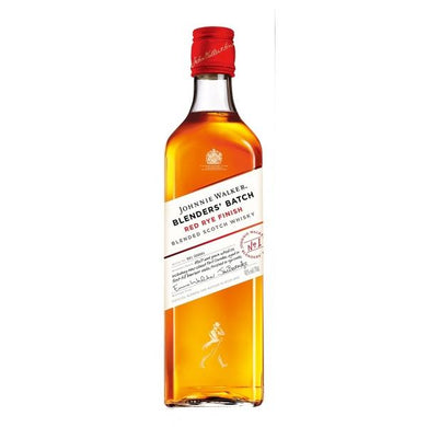 Whisky Johnnie Walker Blenders' Batch Red Rye Finish - Tuponeselvaso.com