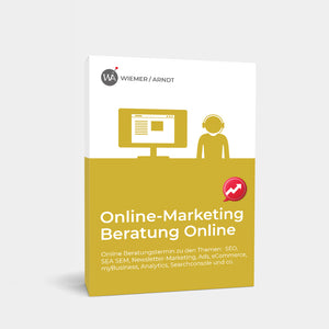 Online Marketing Beratung Online