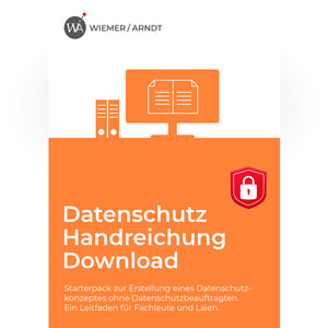 Datenchutzkonzept Download