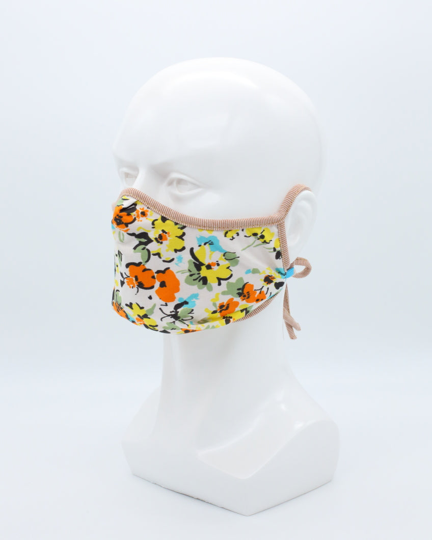 MD Mask Designer Series - Morning Tea Floral